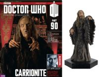 Doctor Who Figurine Collection Part 90: Carrionite